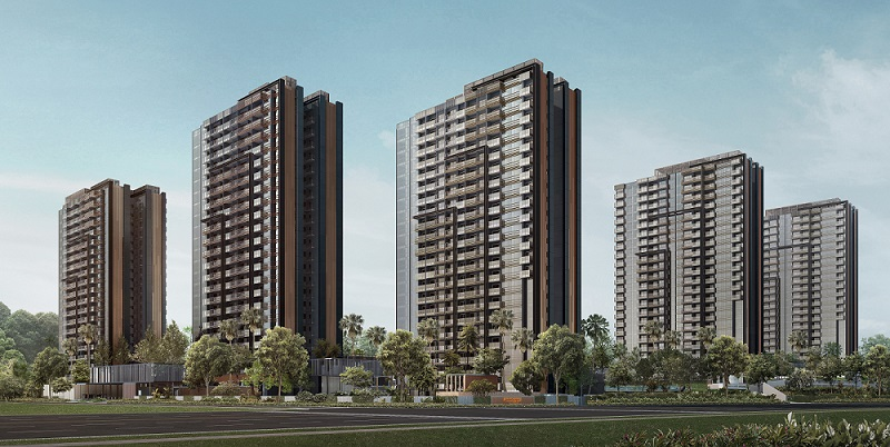 Our ongoing project in Singapore was featured in The Straits